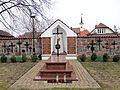 Cemetery in the courtyard of Basilica of the Nativity of St. Mary and St. Nicholas in Bielsk - 03.jpg