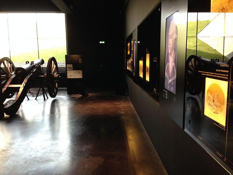 Centre historique 1792 à Valmy