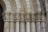 Châpiteaux portail occidental Meursac 2.JPG