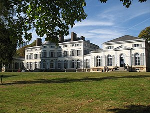 Carlos de Beistegui - Montfort-l'Amaury : the Château de Groussay