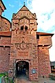 Château du Haut Koenigsbourg -l a porta d'ingresso - panoramio.jpg