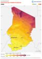 Chad PVOUT Photovoltaic-power-potential-map GlobalSolarAtlas World-Bank-Esmap-Solargis.png