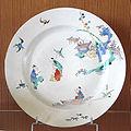 Chantilly porcelain plate Kakiemon style 1725 1751.jpg