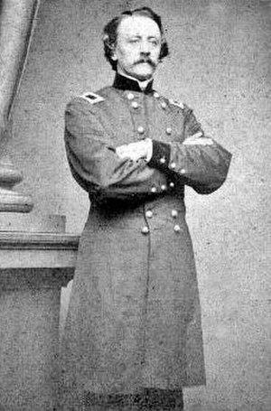 Charles Davis Jameson - Brig. Gen. Charles Davis Jameson, ca. 1862