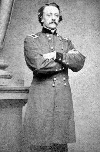 2nd Maine Volunteer Infantry Regiment - First Commander of the 2nd Maine, Charles Davis Jameson.