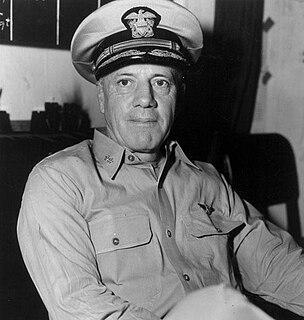 Charles Alan Pownall Military Governor of Guam