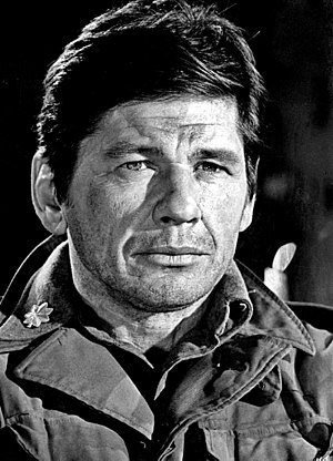 Charles Bronson - Publicity photo, 1966