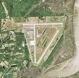 Charleston Executive Airport airport in South Carolina, United States of America