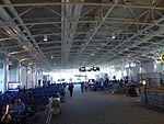 Charlotte Douglas International Airport inside.JPG