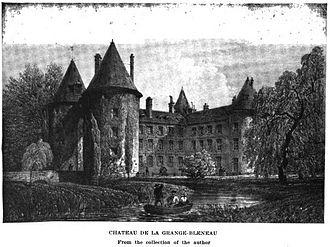 Adrienne de La Fayette - Château de la Grange-Bléneau