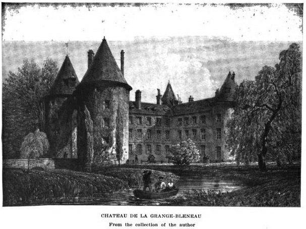 Chateau-de-la-grange