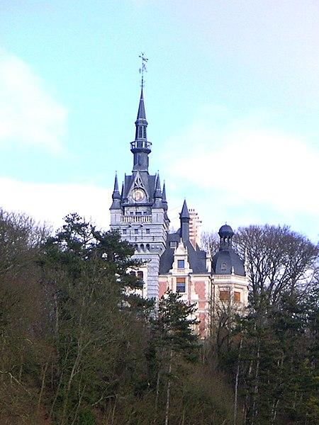 Château Le Fy, Esneux, Belgique