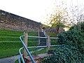 Chester city wall (near Morgans Mount).jpg
