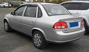 Chevrolet Sail - 2005–2009 Chevrolet Sail (China)