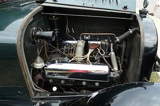 Chevrolet Series D - Image: Chevrolet Series D V 8