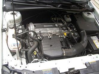 GM Ecotec engine - Ecotec L61 engine in a Chevrolet Classic (Malibu)