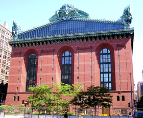 La Harold Washington Library