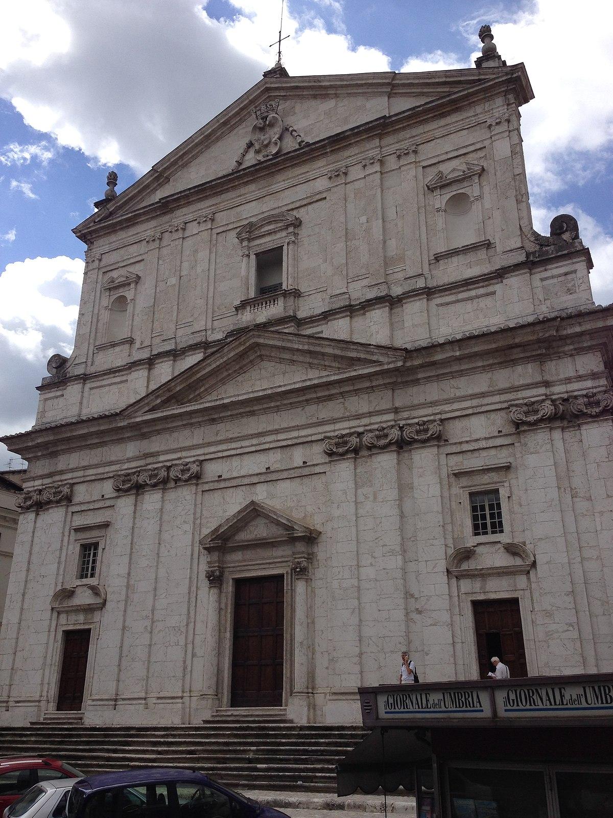 San Filippo Neri Spoleto Wikipedia