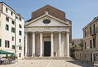 Céxa de San Nicołò dei Tołentini
