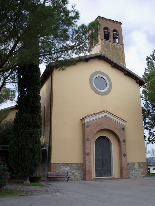 Chiesa di Santa Maria Ausiliatrice a Marrucheti (GR)