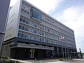 Chigasaki City Hall 20170721.JPG