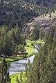 Chimney Rock segment of the Crooked Wild Scenic River (27561970373).jpg