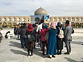Chinese tour groups in Isfahan.jpg