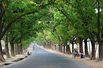 Hathazari Upazila - Chittagong University Road
