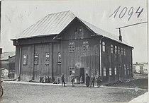 Chodorow, Altertümlicher jüdischer Tempelbau. (BildID 15729451).jpg