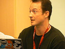 Chris Avellone Manilában, 2009-ben
