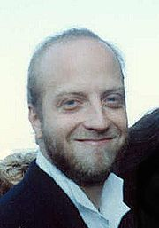 Chris Elliott 1989.