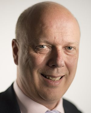 Secretary of State for Transport - Image: Chris Grayling 2016