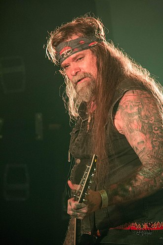 Chris Holmes (musician) - Holmes in 2019