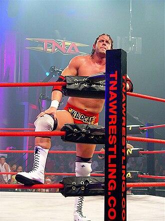 Chris Harris (wrestler) - Harris in Total Nonstop Action Wrestling