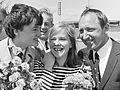 Christiaan Bor, Emmy Verhey en Herman Krebbers (1966).jpg