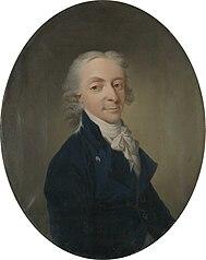 Portrait of Marcus Gjøe Rosenkrantz