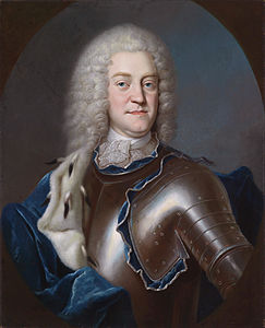 Christian Ludwig II, Duke of Mecklenburg-Schwerin by Georg Weissman.jpg