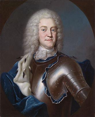 Christian Ludwig II, Duke of Mecklenburg-Schwerin - Christian Ludwig II, Duke of Mecklenburg-Schwerin by Georg Weissman