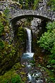 Christine Falls Bridge, Mount Rainier National Park 03.jpg