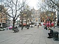 Christmas lights in Sloane Square - geograph.org.uk - 1089259.jpg