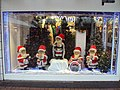 Christmas shop window, Birkenhead - DSC04919.JPG