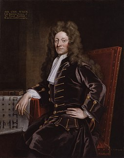 Christopher Wren English architect