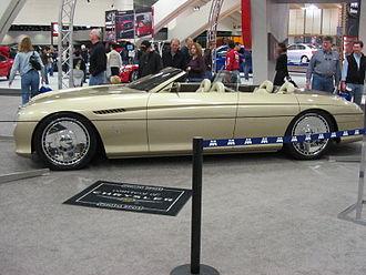 Chrysler Phaeton - Image: Chrysler Phaeton 1
