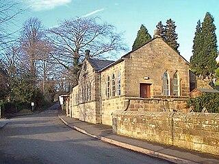 Little Eaton village and civil parish in Erewash district, Derbyshire, England