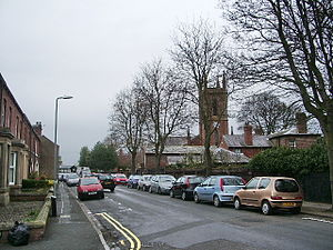 Church Street, Stanwix, Carlisle - geograph.org.uk - 2182539.jpg