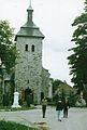Church in Skarżyce, VIII 1993r.jpg