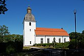 Fil:Church of Mjällby exterior.JPG
