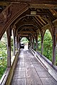 Church of St Andrew's, Boreham, Essex - Lychgate ambulatory.jpg