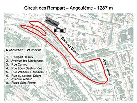 circuit automobile des remparts d 39 angoul me wikip dia. Black Bedroom Furniture Sets. Home Design Ideas