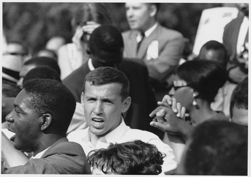 File:Civil Rights March on Washington, D.C. (Faces of marchers.) - NARA - 542070.tif